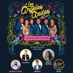 LOS ÁNGELES AZULES ANUNCIAN INVITADOS ESPECIALES PARA SU 40 AÑOS USA TOUR