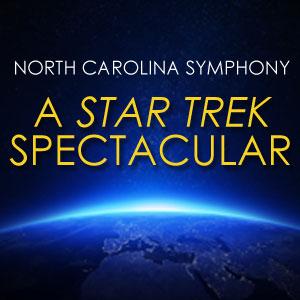 NC Symphony: A Star Trek Spectacular