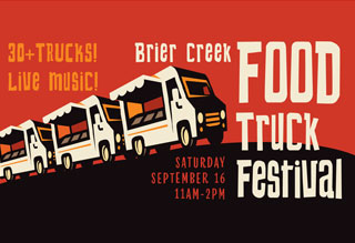 KIX at the Brier Creek Food Truck Festival