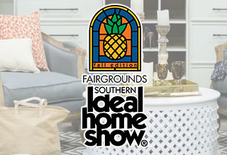 Kix at the Southern Ideal Home Show
