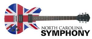 NC Symphony Rolling Stones