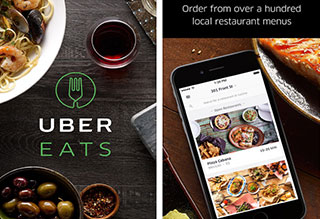Uber launches UberEats in the Triangle