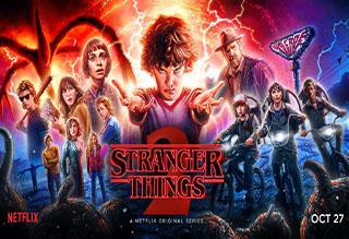 Stranger Things 2 Breaks Records