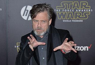 Mark Hamill Suprises Star Wars Fans
