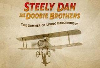 Steely Dan & The Doobie Brothers Tour