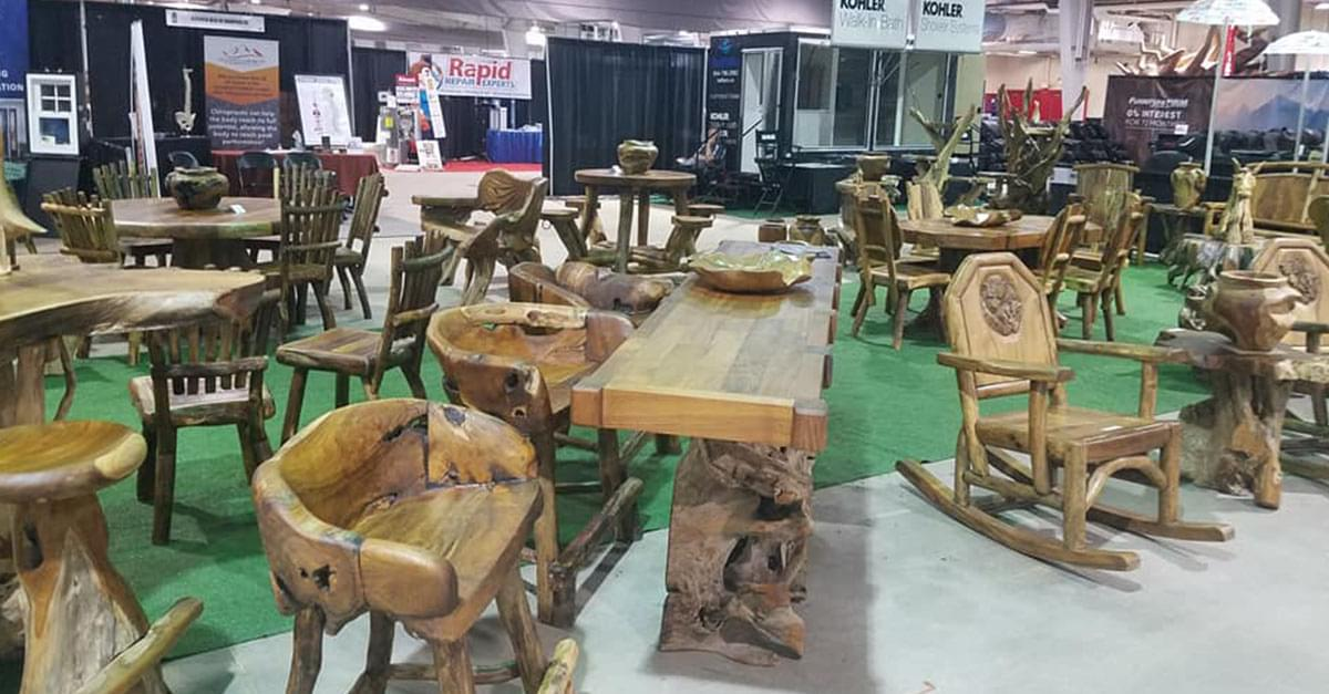 Photos: Kix at the Southern Ideal Home Show