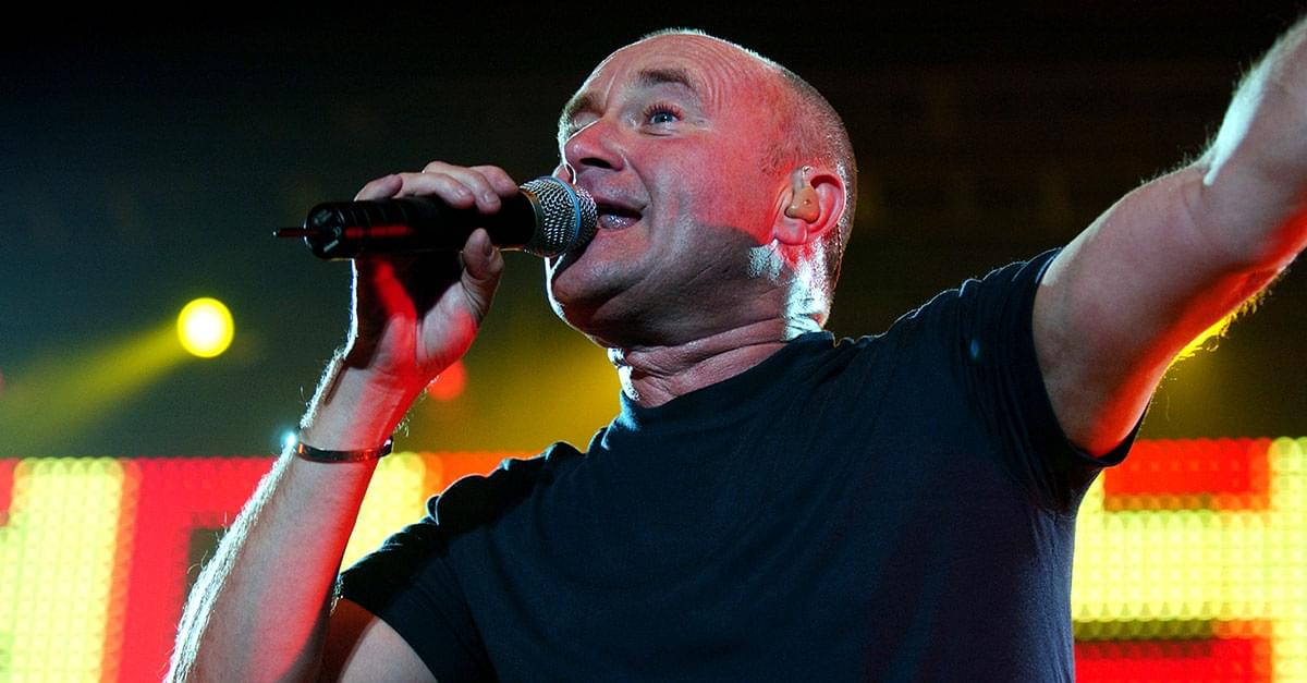 Phil Collins FINALLY Announces a New North American Tour