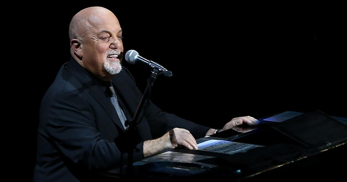 Send a Mother's Day E-Card from Billy Joel