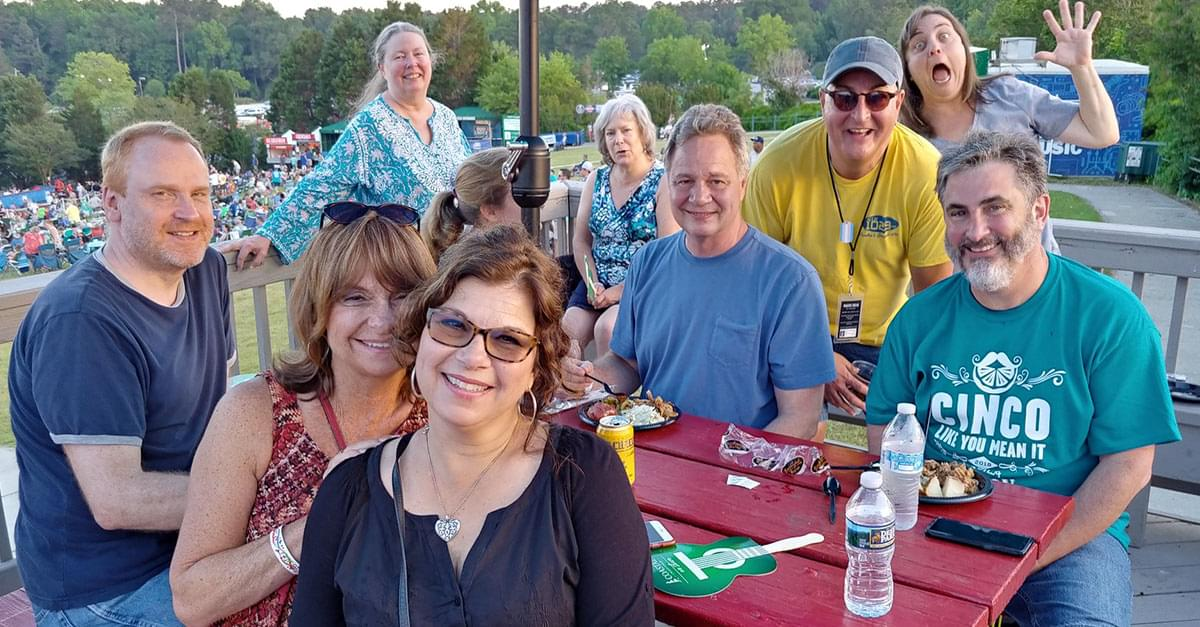 Kix at Steely Dan and The Doobie Brothers