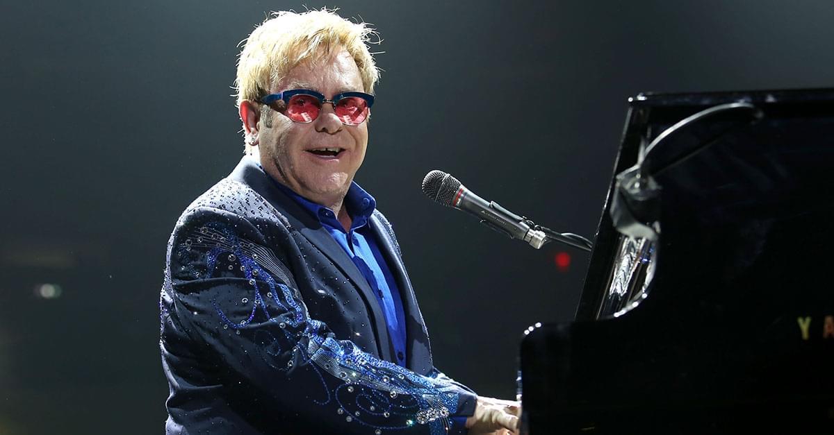 Elton John Biopic Expected Next Year