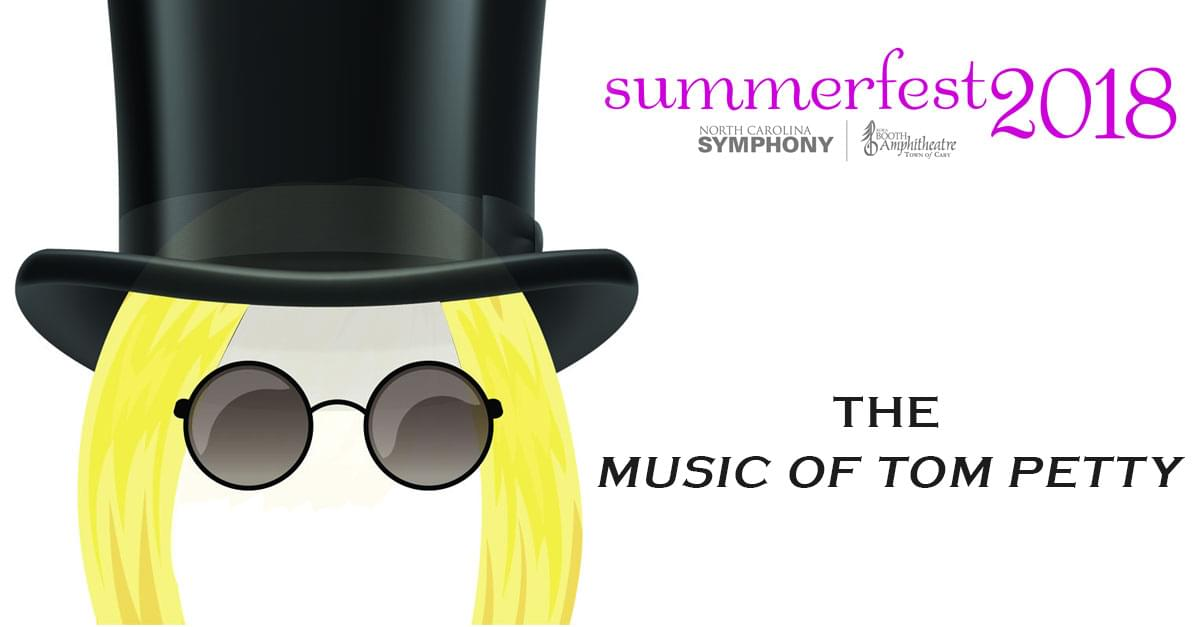 Interview: NC Symphony's The Music of Tom Petty