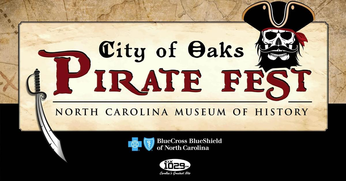 City of Oaks Pirate Fest