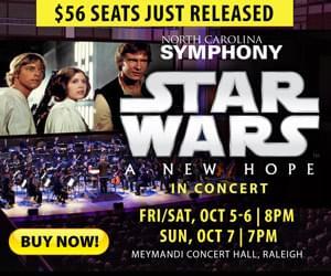 Star Wars NC Symphony