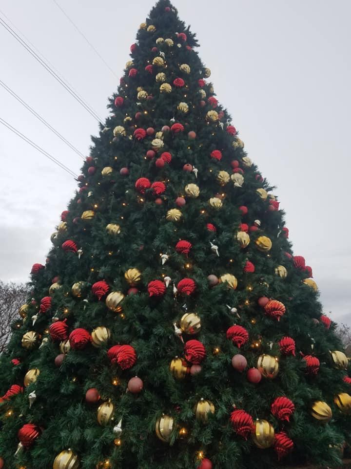 Kix at Crossroads Plaza Holiday