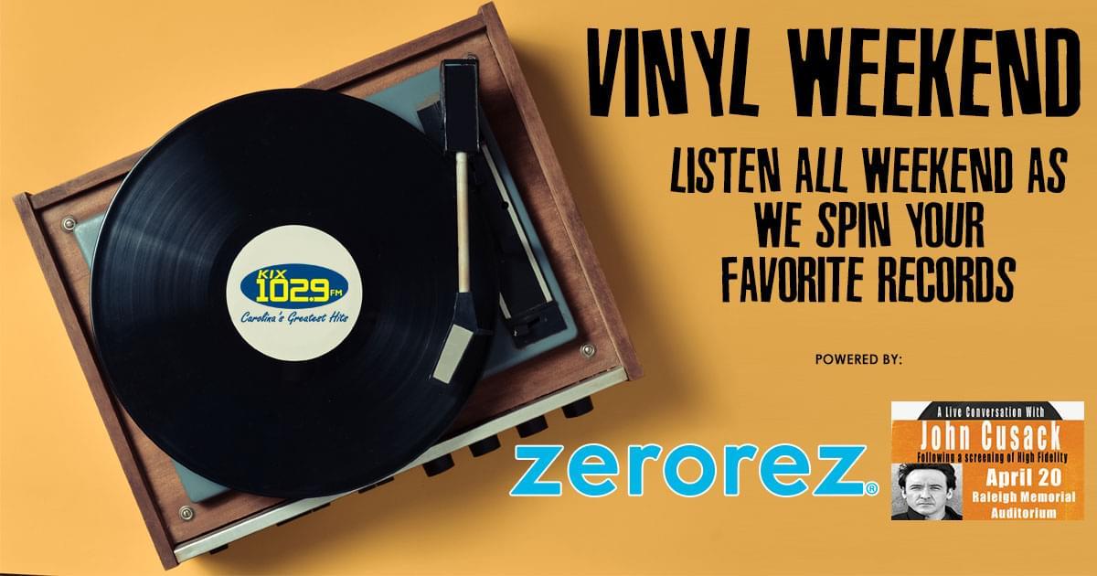 Vinyl Weekend