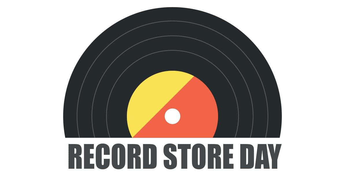 Celebrate Record Store Day on Saturday, April 13th