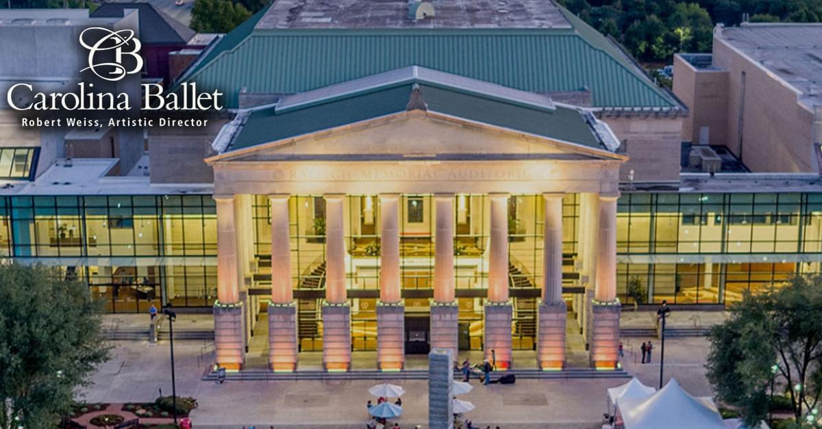 Carolina Ballet Announces 2019-20 Season!