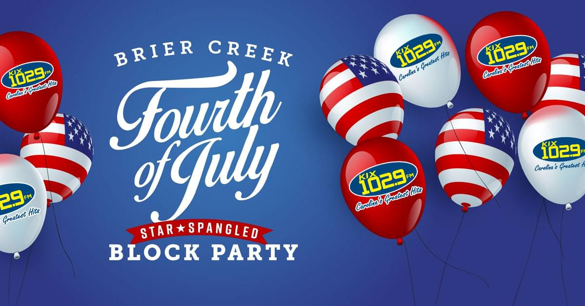 Brier Creek Fourth of July Block Party