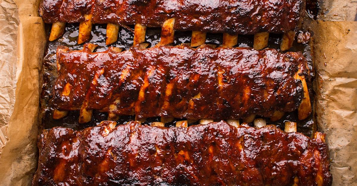 Job hiring someone to eat ribs and travel the country