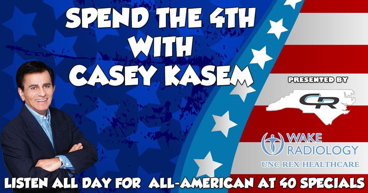 Casey Kasem's All-American Top 40