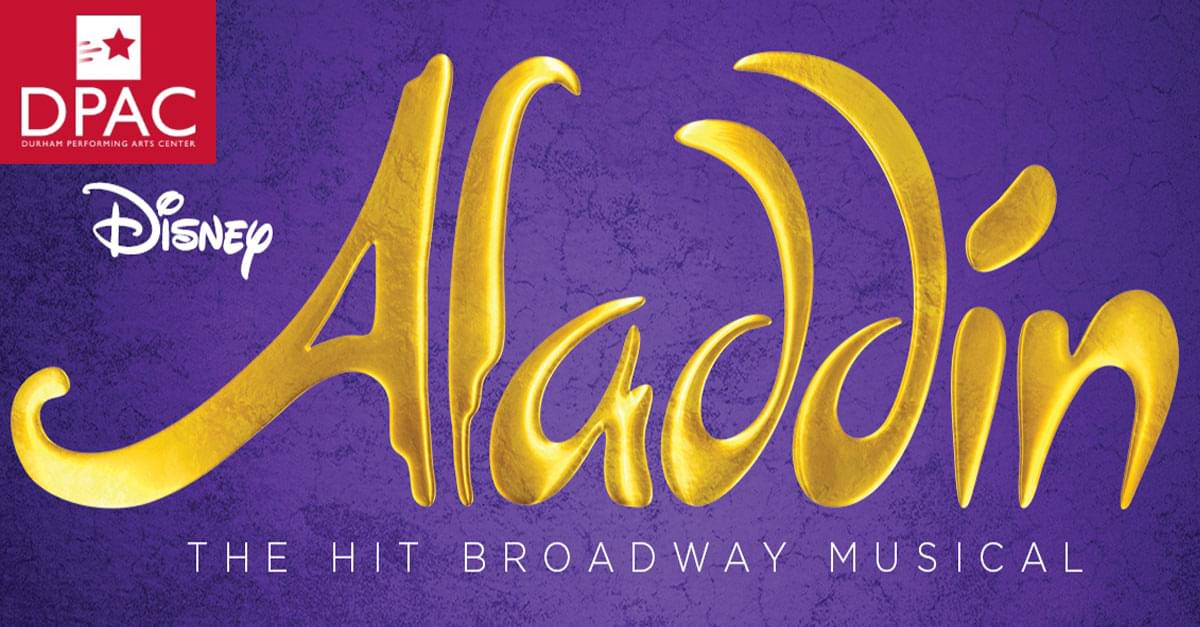 Interview: Aladdin at DPAC