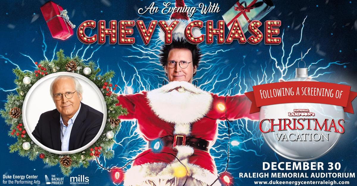 Interview: Chevy Chase