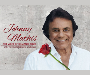 Interview: Johnny Mathis