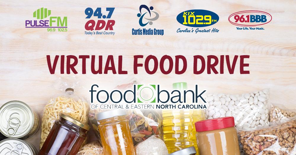 Virtual Food Drive