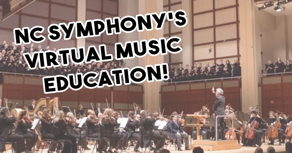 Doug Interviews The NC Symphony