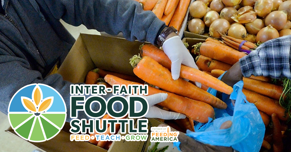 Interview with Interfaith Food Shuttle