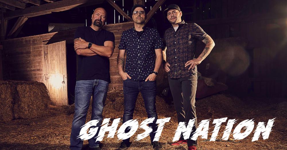 Doug Interviews Ghost Nation
