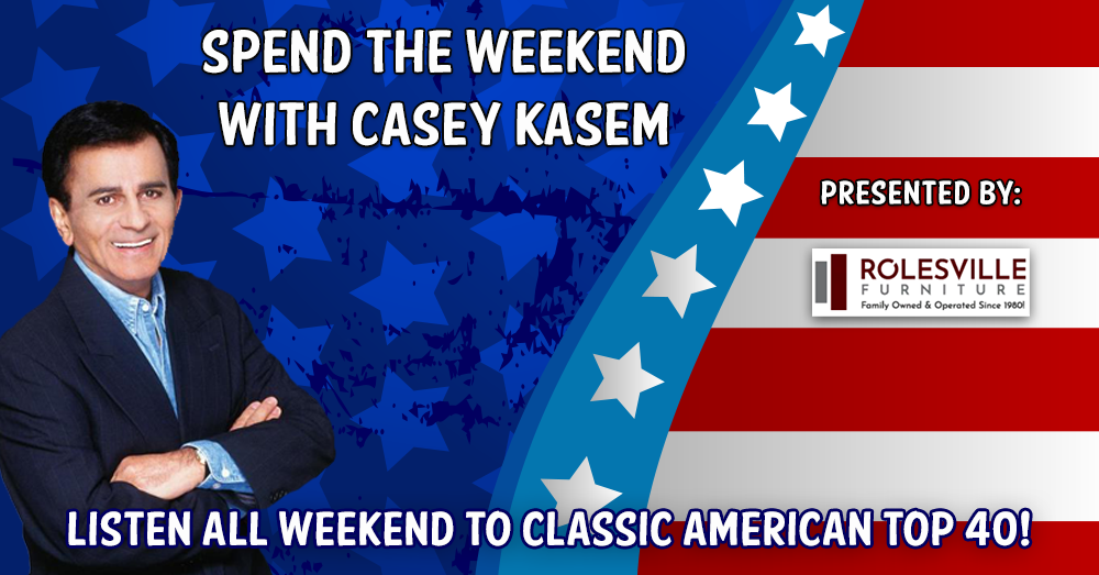 Casey Kasem AT 40: Rolesville Furniture