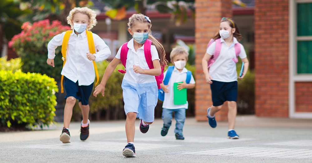 Gov. Cooper announces that schools will return under Plan B
