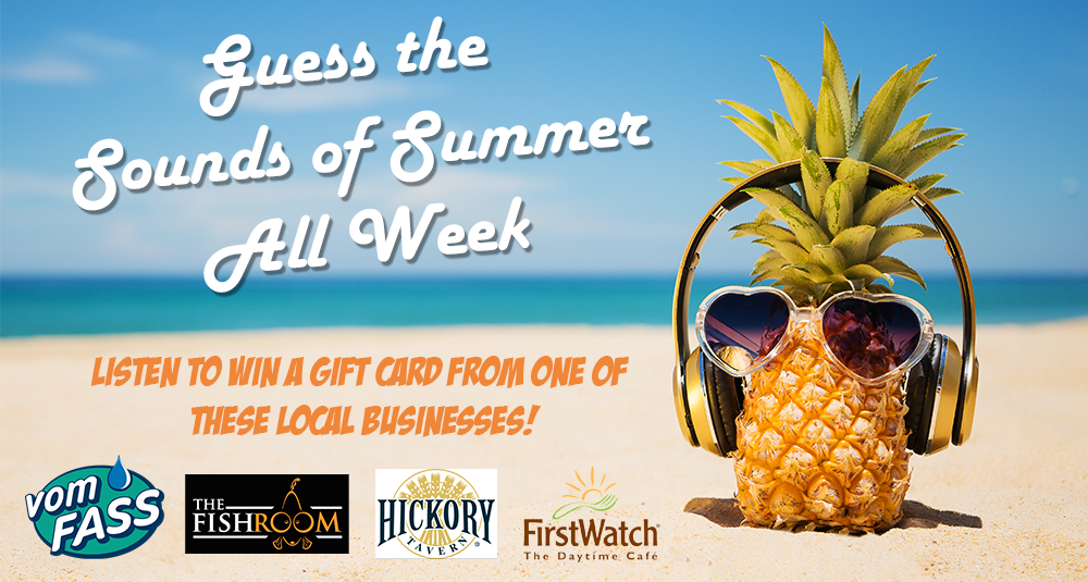 Sounds of Summer: Win a Gift Card