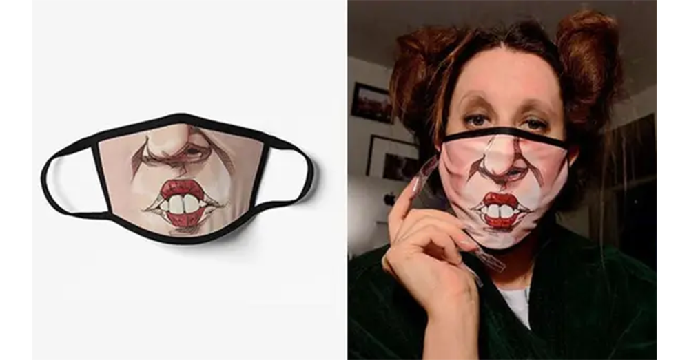 Face Masks That Are Sure To Make You Giggle