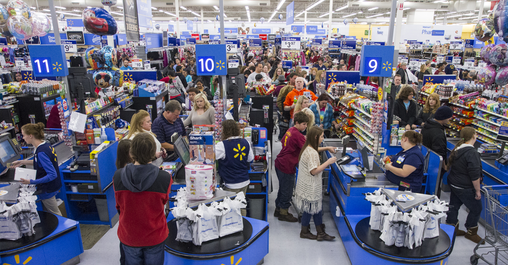 Walmart announces Black Friday deals