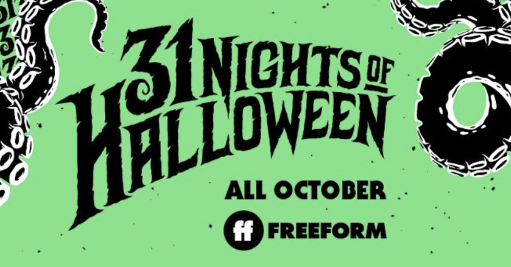 Freeform's 31 Nights of Halloween!
