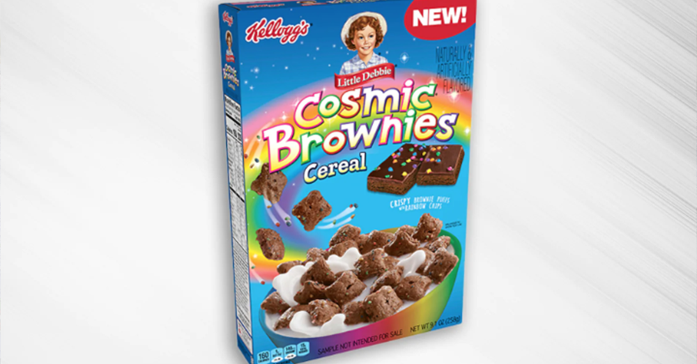 Cosmic Brownie Cereal Coming Soon?