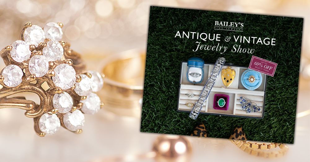 Fill your jewelry box with vintage jewels!