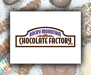 Kix Cafe: Rocky Mountain Chocolate Factory