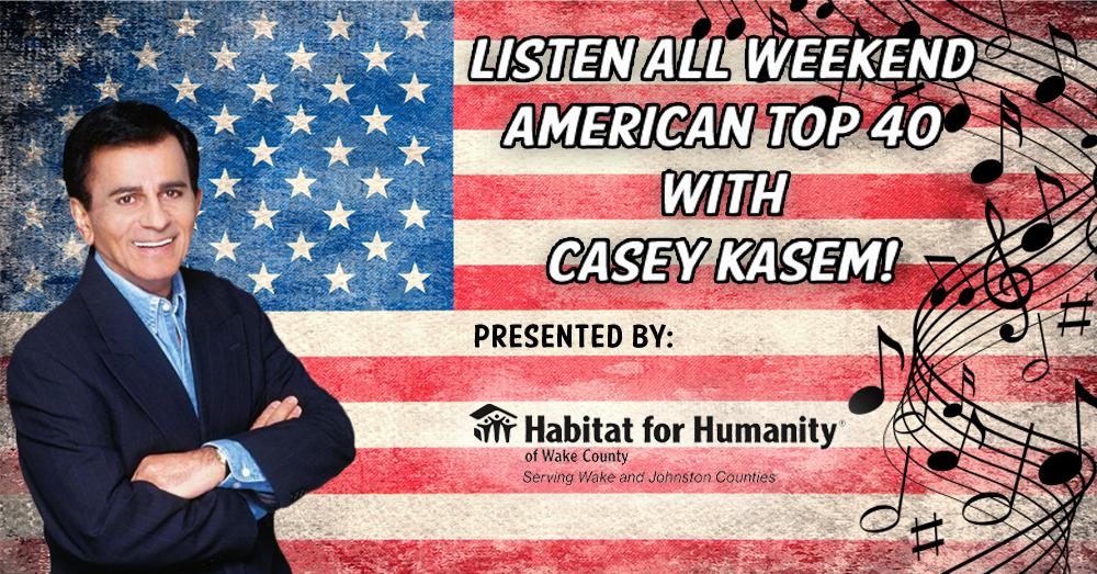 Casey Kasem AT 40: Habitat Wake Restore