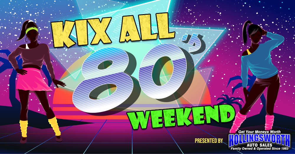 All 80s Weekend