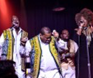 Tribute To Legends: In Gratitude- Tribute to Earth Wind and Fire, along with Motown soul and more