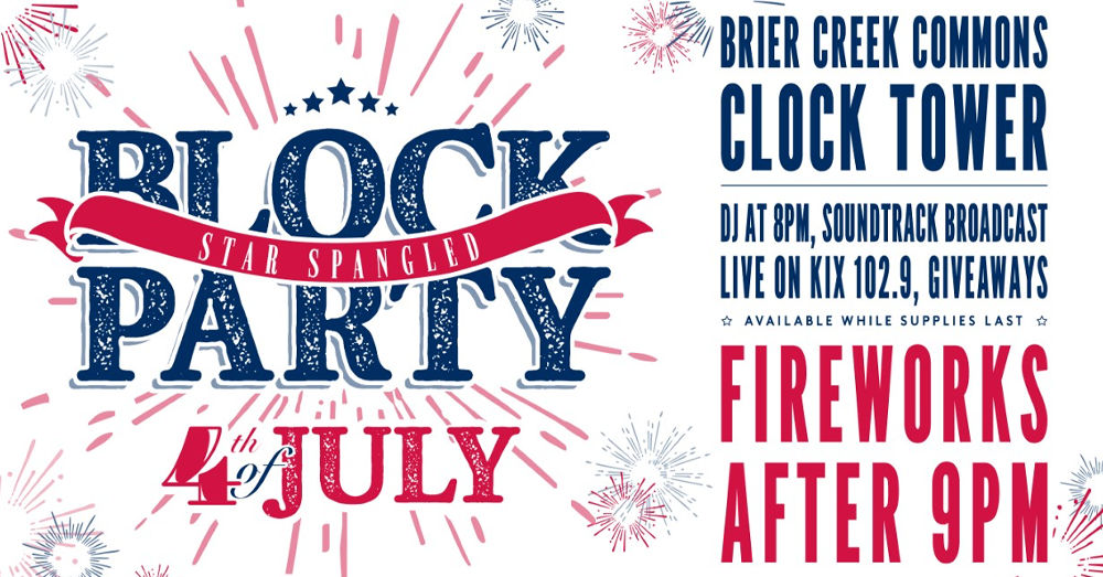 July 4th Block Party