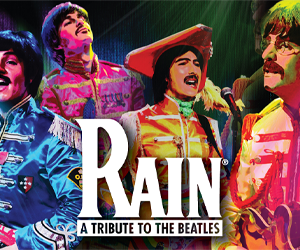 Big Ticket Thursday to Rain: A Tribute to The Beatles
