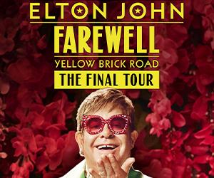 Farewell Friday: Elton John