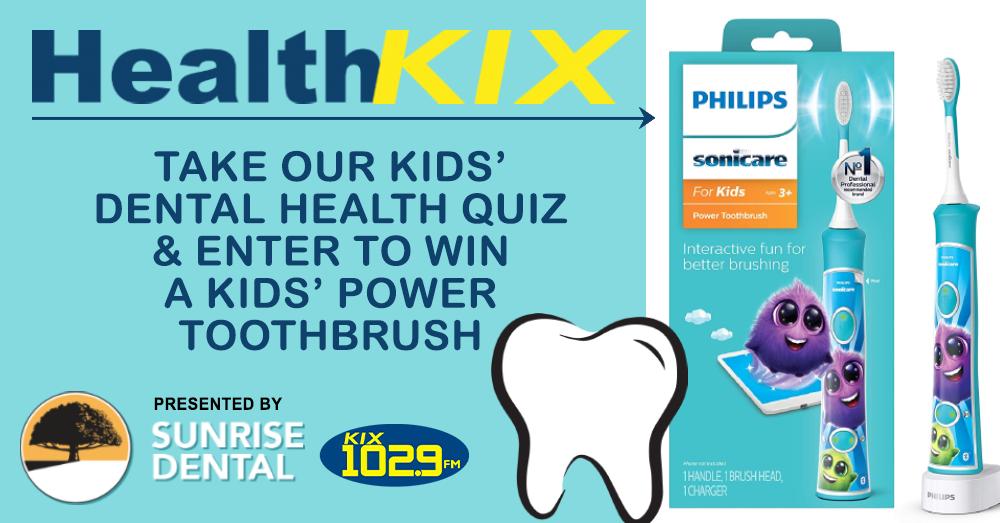 Health KIX: Children's Dental Health Quiz
