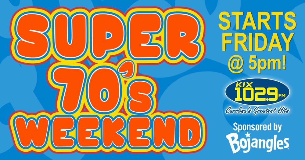 Theme Weekend: Super 70's!