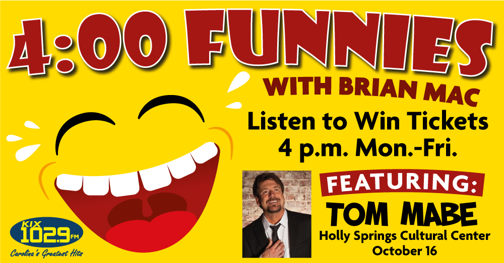 4:00 Funnies with Brian Mac