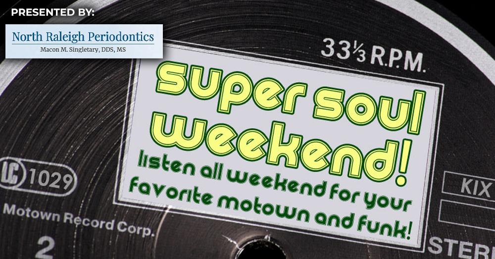 KIX Super Soul Weekend